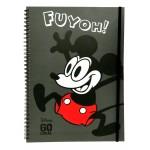 MICKEY EDITORIAL A4 WIRE O NOTE BOOK