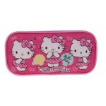 HELLO KITTY SQ PENCIL BAG