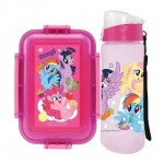MY LITTLE PONY LUNCH BOX SET