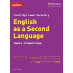 Stage 8?Lower Secondary English as a Second Language Student's Book