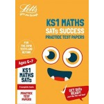 LETTS KS1 MATHS SATS SUCC PRAC TEST P'18