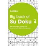 Collins Big Book Of Su Doku Book 4: 300 Su Doku Puzzles