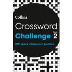 Collins Crossword Challenge Book 2: 200 Quick Crossword Puzzles