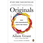 ORIGINALS: HOW NON-CONFORMISTS MOVE