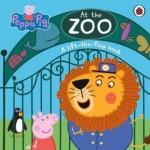PEPPA PIG: AT ZOO LIFT-THE-FLAP