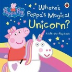 WHERE'S PEPPA'S MAGICAL UNICORN