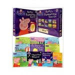 PEPPA'S FAVOURITE STORIES COLLECTION (10 BOOKS)