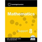 Support 8 Pupil Book Cambridge Essentials Mathematics?(with CD)