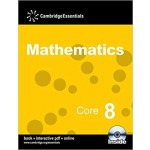 Core 8 Pupil Book Cambridge Essentials Mathematics (with CD)
