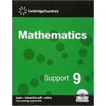 Support 9 Pupil Book Cambridge Essentials Mathematics?(with CD)