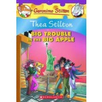 TS 08: THEA STILTON: BIG TROUBLE IN THE BIG APPLE