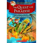 GS THE KINGDOM OF FANTASY 02: THE QUEST FOR PARADISE (HC)