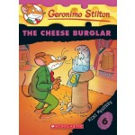 GS MINI MYSTERY 06: THE CHEESE BURGLARY