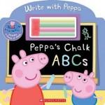 Peppa's Chalk ABCs