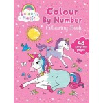 UNICORN MAGIC COLOUR BY NUMBER