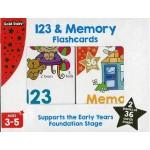 GOLD STARS 123 & MEMORY FLASH