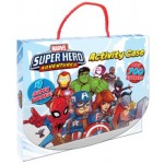 MARVEL SUPER HERO ADVENTURES ACTIVITY CASE