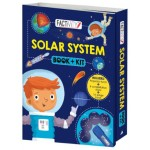 FACTIVITY SOLAR SYSTEM BOOK & KIT
