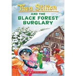 TS #30 THEA STILTON & BLACK FOREST BURGLARY