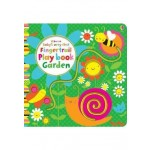 FINGERTRAIL PLAY BOOK GARDEN