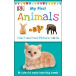 ANIMALS (MY FIRST TOUCH AND FEEL PICTURE CARDS)