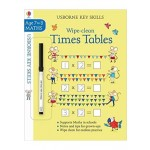 WIPE-CLEAN TIMES TABLES 7-8 (KEY SKILLS)