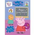 C-PEPPA LOVES SCHOOL (PEPPA PIG)