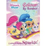 Shimmer & Shine Colour By Number