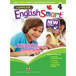 Grade 4 Complete English Smart - New Edition plus Online Audio Clips