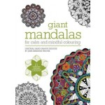 Giant Mandalas: For calm and mindful colouring