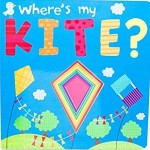 P-DIE CUT BOOK - WHERE'S MY KITE
