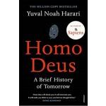 Homo Deus: A Brief History Of Tomorrow (UK)
