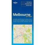 LP MELBOURNE CITY MAP 1ED