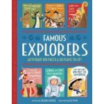 FAMOUS EXPLORERS (LIFT THE FLAP)