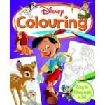 Disney Classics Simply Colouring