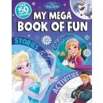 DISNEY FROZEN MEGA BOOK OF FUN