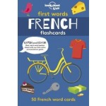 FIRST WORDS - FRENCH 1EDN (FLASHCARDS)