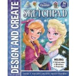 DISNEY FROZEN: DESIGN & CREATE SKETCHBOO