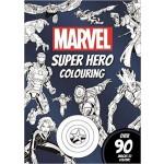 MARVEL MIXED SUPERHERO COLOURING