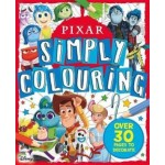 Disney Pixar: Simply Colouring