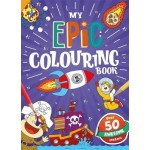 P-My Epic Colouring Book