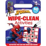 MARVEL SPIDER-MAN WIPE-CLEAN ACTIVITIES