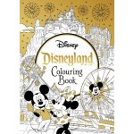 DISNEYLAND PARKS PLATINUM COLOURING BOOK
