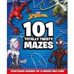 MARVEL SPIDER-MAN: 101 TOTALLY TWISTY MAZES