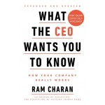 WHAT CEO WANTS YOU TO KNOW