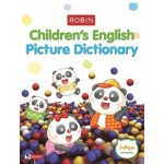 ROBIN CHILDREN'S ENG PICTURE DICTIONARY