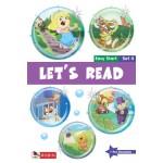 LET'S READ SET 4 (BK16-20) 2ND ED