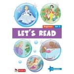 LET'S READ-BEGINNER SET 3 (BK11-15) 2ND