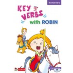 KEY VERBS WITH ROBIN - ELEMENTARY