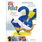 Secret Life of Pets 2 Annual 2020